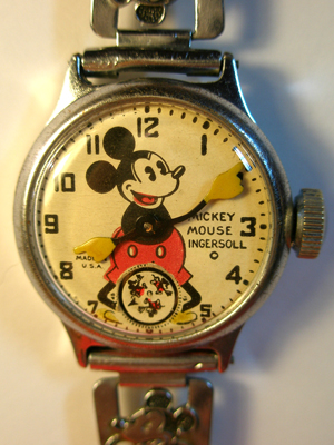 Mickey Mouse Watch Value >> Untitled Document